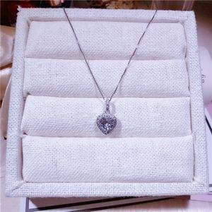 Jewelry - Heart Sterling silver necklace